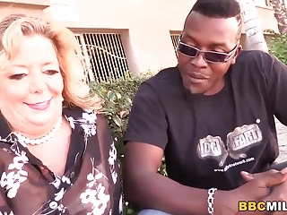 Karen kay stories interracial - Busty cougar karen summer tastes black cock