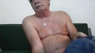 Italian handsome Grandpa