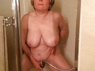 Mature cumming hard clip Mom is cumming hard but quietly by marierocks