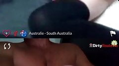 Hot Cuckold australian couple big load at the end