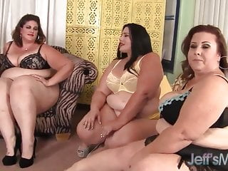 Fat ladys sex - Becki butterfly, erin green, jade rose, lady lynn fat orgy