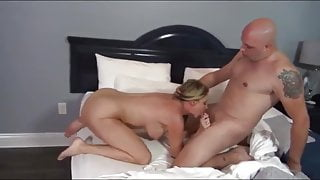 Jodi West - mom and stepson have sex in a hotel room