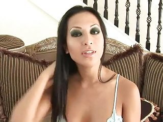 Penis massage movies Brunette takes a penis massage
