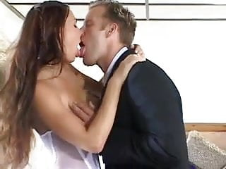 Slut of day - Slut dped on her wedding day