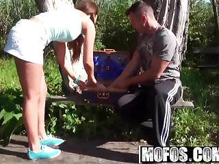 Gay men ass pics Mofos world wide - pic nic foreplays starring debbie white