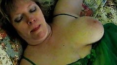 Beth's Green Lace Sex
