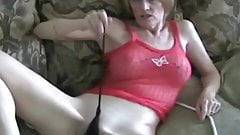 Granny Takes All The Cum She Can Handle
