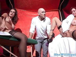 Nora zehetner boobs - Veronica avluv squirts when masturbating with nora noir