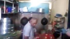 Srilankan servant fuck