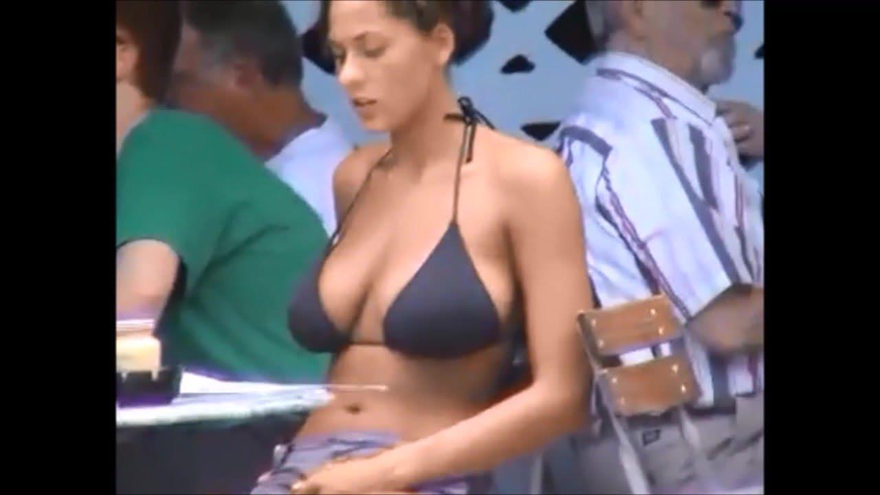 Big Natural Tits Lesbian Strap