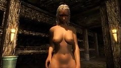 Skyrim: победа над секс-мечом: Riften Guards
