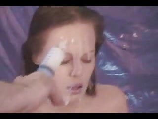 Hard porn lounge bianca fire - Porn slut drenched in slimey spunky goo - by fire-ice
