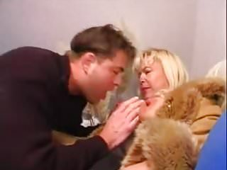 Escort fur paare ravensburg - Busty blonde german mature in furs gets nailed