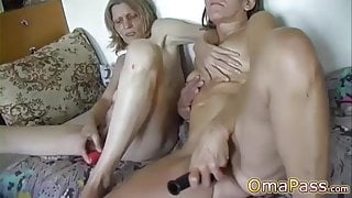 OmaPasS Granny and Mature Content Mashup
