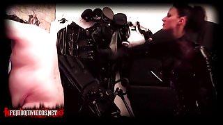 Mistress Krush - Flogging part 1