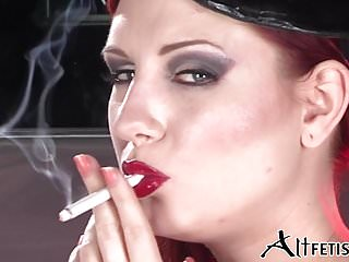 Michelle ryan fetish - Angela ryan latex and smoking fetish