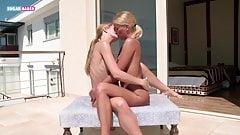 Hot lesbian teens