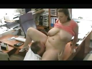 Coworkers fucking in the lunch room - My fat bbw coworker and i love to fuck in the office.