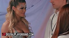 Jessa Rhodes Madison Ivy Ryan Driller - They Come In Peace