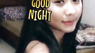 Puspita Sari (Mpuseh) Good Night Story - Indonesian Babe