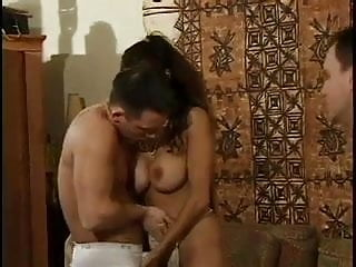 Hard core porn woman on top - Steamy bisexual threesome hard core fuck