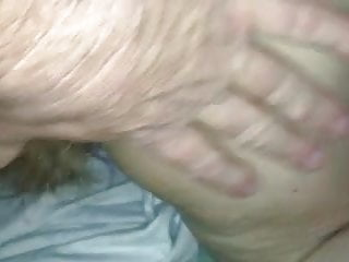 They my pussy ass - The long pubes of my wifes hairy pussy ass,