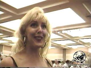 Fantasia tits Fantasia - glamourcon 5 1995