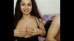 Riya Boob show