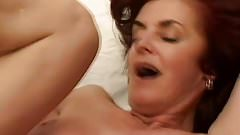 gush granny fucks 20 year old guy