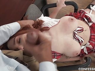 Big red adult - Annabel redd found out that her professor is an adult actor