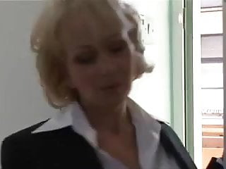 Milf fucks - Sexy hot british milf fucks younger cock