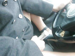 Mature masterbating videos Masterbating as i drive