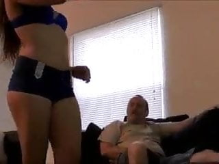 Father/daughter sex Horny daughter want to sex with father