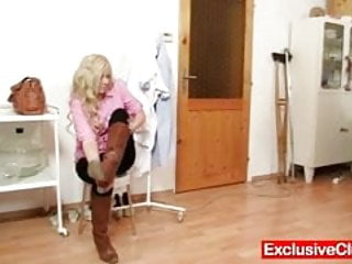 Hospital pussy video forced - Jennifer pussy speculum examination at hospital by old medic