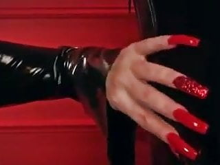 Fingernail handjob movies Fingernail fetish fuck