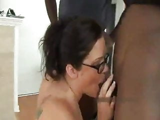 Wavesense blood test strips - Cheating wife tests her pussy with two black men - cireman