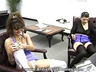 Pornstar casting agency British retro pornstar casting