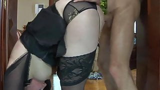 Thick  milf young boy anal 1