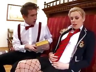 Fucking hot blonde ckicks - Mry - fucking hot blonde schoolgirl takes on huge cock