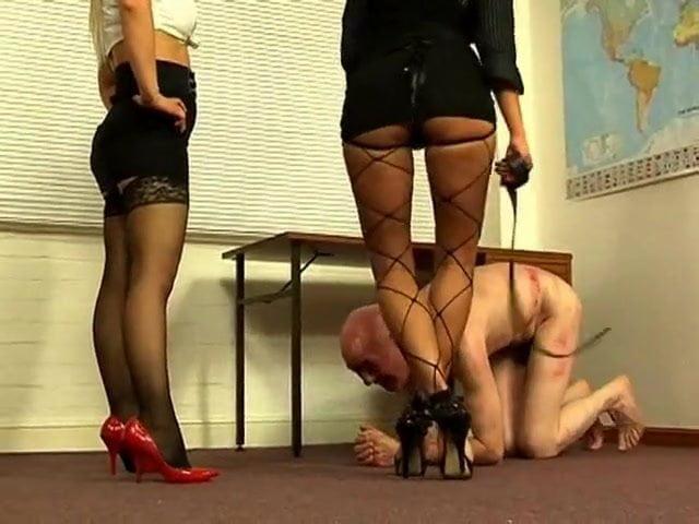 Mistress Claire Foot Slave