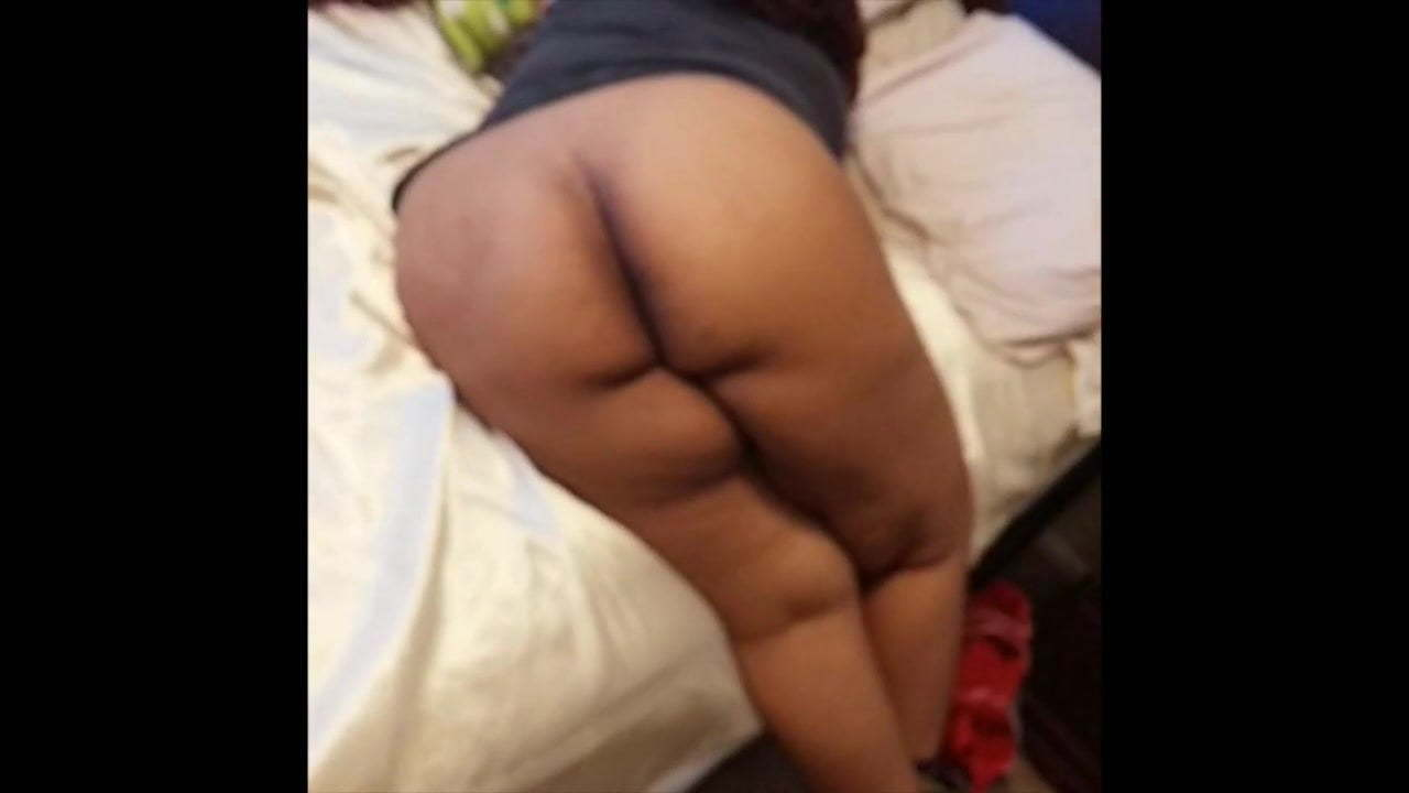 Young Black Amateur Teen