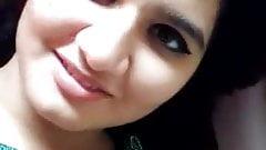 Bhabhi boobs fondled