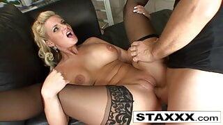 Gorgeous Phoenix Marie gets some fantastic sex action