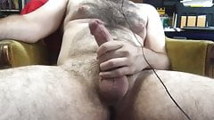Playing with Aneros and cock
