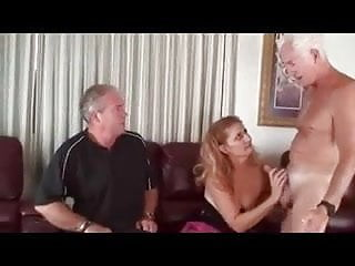 Kinky bi sex Older couple in bi kinky fun