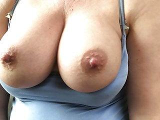 I shot myself nudes - Great tits bouncing as i fuck myself april 2019