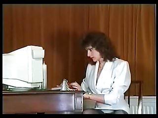 Vintage gill Gill ellis young-secretary strip