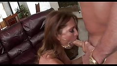 Milf With Big Round Ass Fuck On The Couch