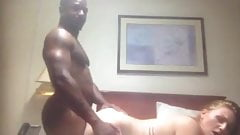 BBC Pounded and Creampied Houston Wife, Then Sent Her Home.