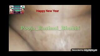 Pooja ki new year ki pehli chudayi